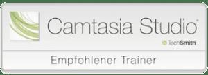 "Techsmith ""Empfohlener Trainer"""